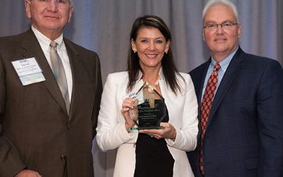 Chapter Past President Avril Beckford, M.D., wins statewide physician hero award