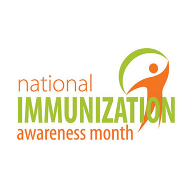 August is National Immunization Awareness Month!