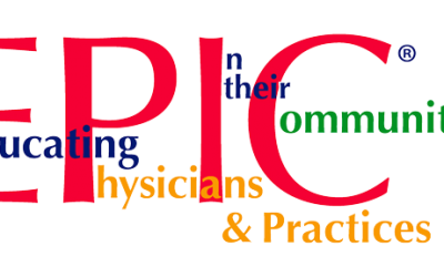 Virtual Educating Physicians/Practices in their Communities (EPIC) Programs!