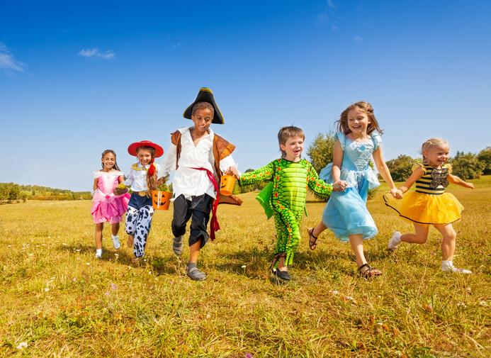 Georgia AAP's Fall CME Virtual Meeting – Pediatrics on the Virtual Parkway: Halloween Edition
